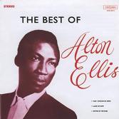 Alton Ellis - The Best Of (Coxsone) LP